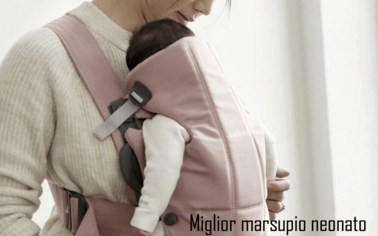 Miglior marsupio neonato
