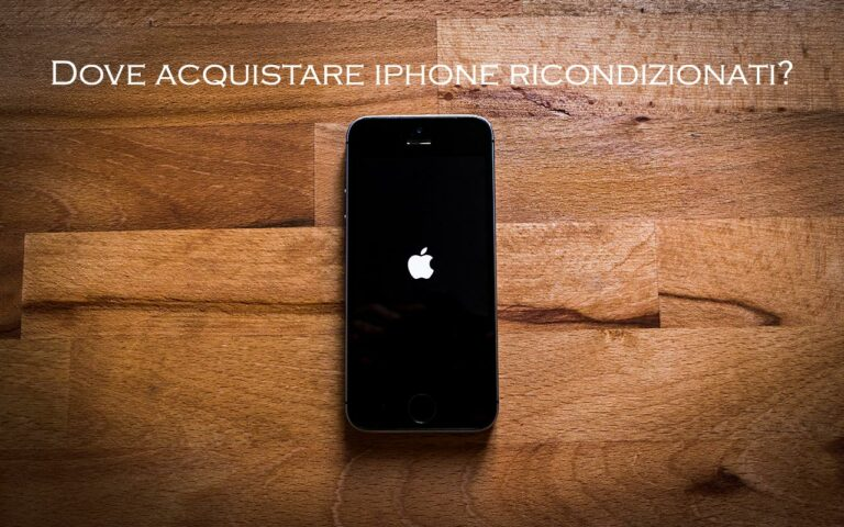 Apple iPhone 5 16GB Nero Usato