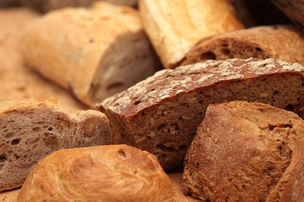 Preparare gli impasti di pane