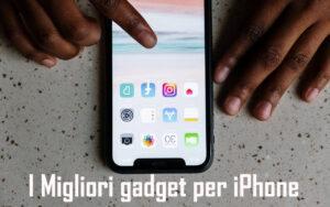 migliori gadget per iphone su amazon