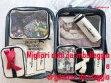 Migliori cubi da imballaggio e organizer da viaggio